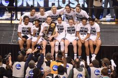Now that  Breanna Stewart ,  Moriah Jefferson  and  Morgan Tuck  have run the table with four straight NCAA titles, can we call them the greatest class ever in college basketball?