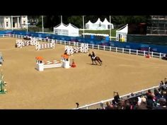 London 2012 Olympic Test Event ~ Equestrian: Show Jumping
