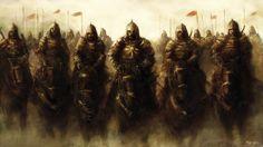 Fantasy Warrior | Increíble arte Digital IV - Taringa!