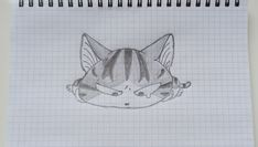 Sad Cat, Cats, Drawings, Gatos, Sketches, Cat, Drawing, Kitty, Portrait