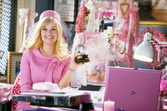 Reese Witherspoon. Legally Blonde