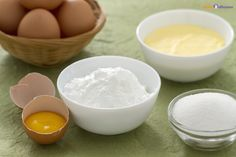 Come PASTORIZZARE LE #UOVA ed evitare alcun pericolo nella preparazione di dolci con uova crude! #scuoladicucina #GialloZafferano: http://ricette.giallozafferano.it/come-pastorizzare-le-uova.html