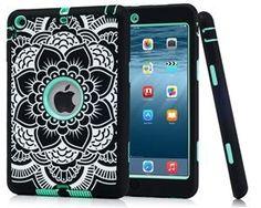 Bentoben 3in1 Hybrid Heavy Duty iPad Mini Case $9.99