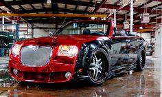 Custom Chrysler 300