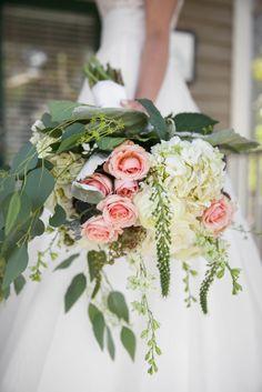 Beautiful Summer Bouquett // Seabrook Wedding// Seattle Wedding Photographers | Ignite Photography Blog