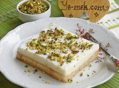 Etimek Tatlısı ✿ ✿ Zwieback Dessert Recipe