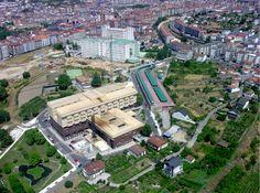 O 25 de xuño de 1998, un decreto integrou ao Hospital Provincial Santa María Nai no Complexo Hospitalario de Ourense, xunto co Psiquiátrico de Toén, Hospital Virxe do Cristal e Hospital Piñor.