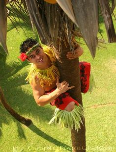 Polynesian Cultural Cente Samoan Village--Next time I go to Hawaii, I want to go here.