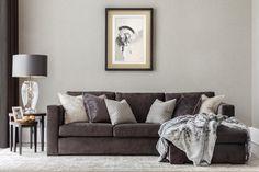 22 Unbelievable Corner Sofa Leather Corner Sofa For Living Room Living Room Grey, Living Room Sofa, Living Room Furniture, Living Room Decor, Living Spaces, Dark Gray Sofa, Grey Corner Sofa, Luxury Chairs, Sofa Colors