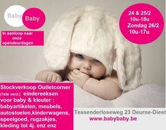 Stockverkoop eindereeksen babyartikelen & kleding tot 4j -- Deurne-diest -- 24/02-05/03
