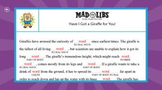 MadLibs // You've played the classic pen and paper Mad Libs--now play on your Surface with the Mad Libs app. The app features the same hilarious stories and word blanks, but with a whole new set of features.  -Use your camera or photo library to add your own photo or image to your story  -Use hints to help you complete your story  -Share your zany stories with all your friends via the Share function. madlib, mad lib