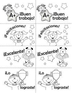 Preschool Spanish, Teaching Spanish, Transitional Kindergarten, School Frame, Certificate Of Achievement, Teacher Planner, School Items, Teacher Notes, New Classroom