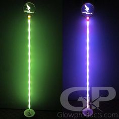 Mini Putt LED Flag Sticks for lighting up the Practice Green or Backyard Mini Golf. Light Up LED Glow Golf Flags Famous Golf Courses, Public Golf Courses, Golf Flag, Golf Course Reviews, Miniature Golf, Golf Putting, Light Up, How To Memorize Things, Led