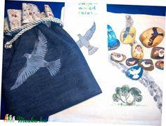 Ritánti, Extra Kavicsmesék: Nagyapa mindent tudott... (tothrita7) - Meska.hu Drawstring Backpack, Backpacks, Bags, Handbags, Backpack, Backpacker, Bag, Backpacking, Totes