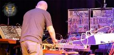 Cymru Beats 2017 Part 2: Modular Eurorack Live Performances with Martin Dubka, Mylar Melodies, Wisdom Water, John Biddulph, Ian Boddy and Nigel Mullaney | SonicVoltage | Modular Eurorack Synth and Hardware Synthesizer Music, Reviews, How To, Videos