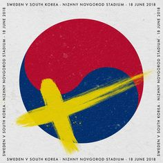 orld Cup Day Football Things, South Korea, World Cup, Sweden, Poster, Instagram, World Cup Fixtures, Korea, Billboard