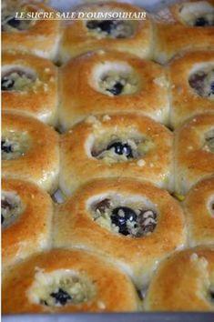 pains moelleux farcis à la viande hachée 2.