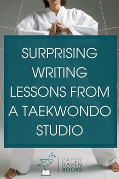 A recent class at a Taekwondo studio taught me some important lessons about writing. Lessons about training, discipline, and adjusting expectations. Learn more from this post! Writing Words, Writing Lessons, Fiction Writing, Writing Advice, Blog Writing, Creative Writing, Writing A Book, Writing Prompts, Writing Ideas