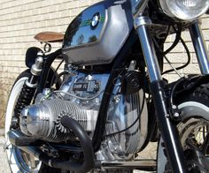 Liberty Cafe Bike, Austin, TX. Cafe Racer motorcycle builds