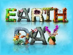 Happy Earth Day! Earth is the God's Best Gift To Us, We Make It Worst. Lets Care For It, Save The Green, Fight Global Warming.