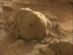 Mars Curiosity Exclusive! Real Martian Soldier. Hieroglyph. February 2013 - YouTube