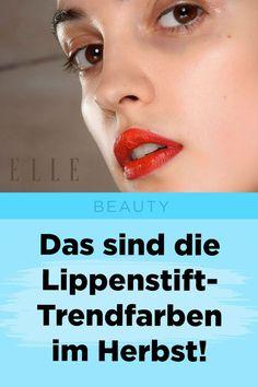 Von Rot bis Aubergine: Das sind die Lippenstift-Trendfarben im Herbst! • Die Lippenstift-Trendfarben für den Herbst 2020 sind: Aubergine, Soft Rosé und Bright Red • So kann man jedem Look einen neuen Dreh geben • Die besten Lippenstifte in den Trendfarben gibt es direkt zum Nachshoppen #lippenstift #lippen #kosmetik #schminke #makeup #beuaty #ellegermany Trends, Beauty, Best Lipsticks, Hair Removal, Pimple, Knowledge, Beauty Trends