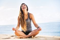 Yoga helps to release all the trapped stress in your muscles. Check out these effective poses in yoga for stress relief, that hardly takes 10 minutes of your time Relaxation Response, Deep Breathing Exercises, Lower Ab Workouts, Yoga Posen, Benefits Of Exercise, Yoga Benefits, Health Benefits, Health Tips, Skinny Mom