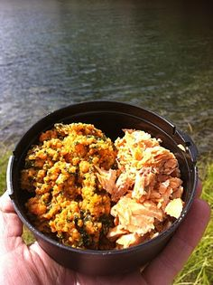 Dehydrated Food for camping
