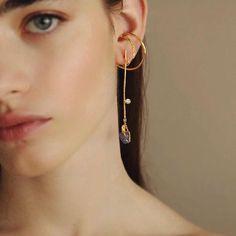 Bjørg Jewellery (@bjorgjewellery) • Instagram photos and videos Hoop Earrings, Jewellery, Photo And Video, Videos, Photos, Collection, Instagram, Fashion, Moda