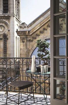 Artist's Studio in Paris