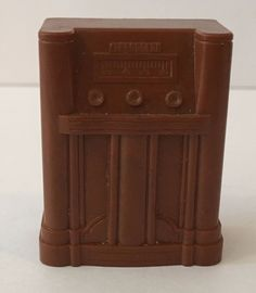 File under Reliable stand radio plastic Great for your room in the dollhouse! | eBay!