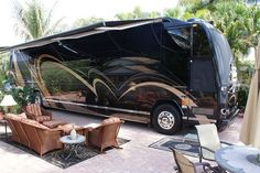 Luxury RV site