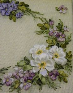 Gallery.ru / Фото #121 - Моя вышивка лентами 2013 год - pskov-sveta