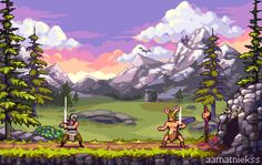 show us some of your pixel work