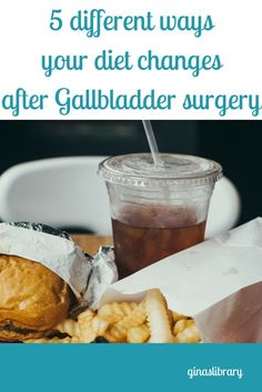 Did You Know That Your Diet Changes After Gallbladder Surgery This Is Often Temporary