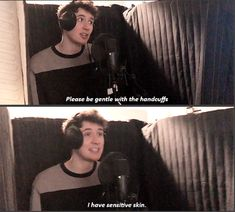 GIF SET: A Week in the Life of Dan and Phil