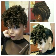 Holiday hair http://www.curlynikki.com/2014/12/a-holiday-updo-for-your-natural-hair.html?m=1