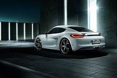 Porsche Cayman 981 by Techart!