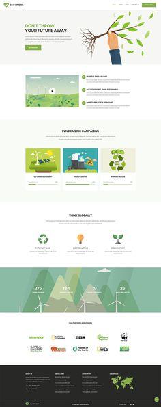 Bridge | Demo Site for Ecology