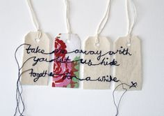 Maria Wigley Textile artist.  @portfoliobox