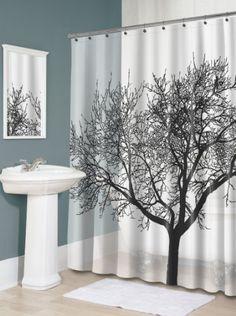 Splash Home Black Tree Shower Curtain by Splash Home, http://www.amazon.com/dp/B008HUC3TQ/ref=cm_sw_r_pi_dp_J6SPrb0KKEBGA