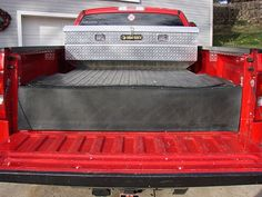 Truck Bed Storage Homemade Truck Box Vehicles Contractor Talk