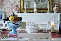 Club de las mesas bonitas: mesa de otoño
