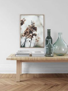 Scandinavian Print Botanical Print Nature Prints Flower