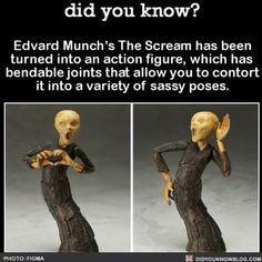 I need a Sassy Scream. ; )