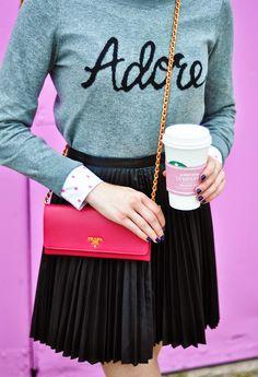 prada saffiano wallet mens - ?   GOT IT ?  | Prada wallet on chain. Peony pink | L I S T ...