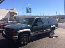 1994 GMC Suburban 4X4 #ca rust free car 154,000 miles @#stevescars.com in #paducah,#ky  #paducahusedcarsforsale A #paducah #used #car #dealership