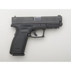 Springfield XD 40 semi automatic.Loading that magazine is a pain! Get your Magazine speedloader today! http://www.amazon.com/shops/raeind