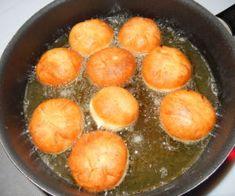 Nadýchané koblížky Griddles, Griddle Pan, Plates