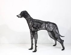 """Saatchi Art Artist Yong-won SONG; Sculpture, """"Augmented reality+Hound"""" #art"""